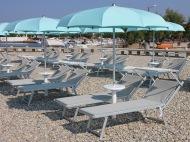 Public beach, Vodice
