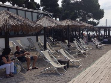 Bamboo bar, Zadar
