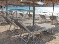 Public beach, Baska